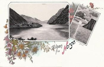 Hilsen-Fra-NORGE-(Norvège)-I