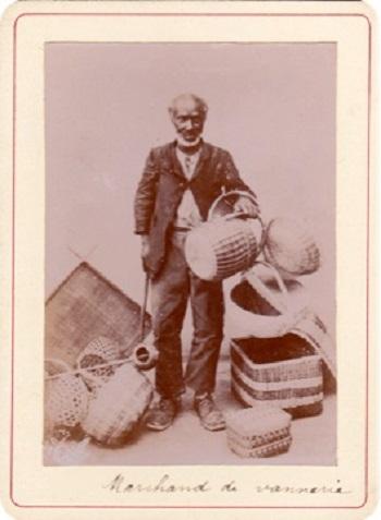 Photo Edgard Littee Circa 1898 Format CDV Carte De Visite